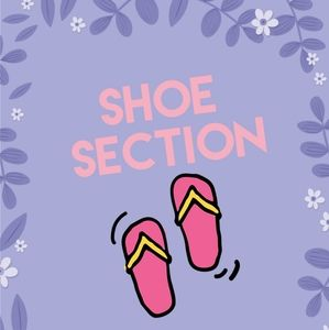 Shoes - Shoe section